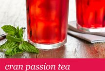 Iced, Iced Baby / Love tea in a whole new way! Discover iced tea recipes inspired by the sweetness of summer.