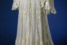 lace peignoir