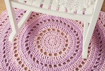 Knit & Crochet Rugs