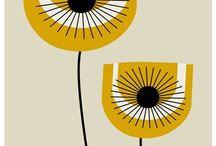 Grafic Flowers