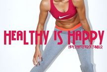 Beauty and Health / A board for health and fitness information and inspriation. / by Suzy Lack