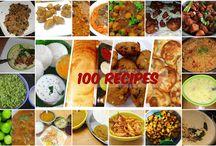 100 Recipes Food Menus | South Indian Samayal Recipes