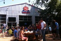 """Patio Perfect Dallas / Dallas, Texas has """"patio perfect"""" weather almost year round.  Here is a collection of The Best patio spots around town to dine, listen to live music and throw back a few with friends.  Enjoy! / by Julie Kolp-Lane"""