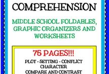 Reading Comprehension / by Melissa Connor