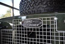 Landrover / deffender