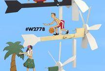 windmolen figuurzaag