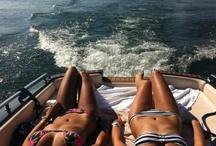 Boats & Bikinis :) / by Alexis Hofelich