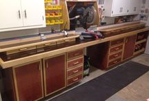 Mitre Saw Bench