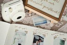 Wedding Ideas: Guest Book and Photo Boot / Idee Guest Book & Photo Boot per ricordare i momenti più belli del vostro matrimonio