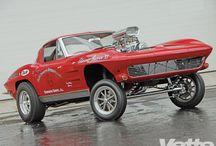 Corvette Race 'em / by John Jay
