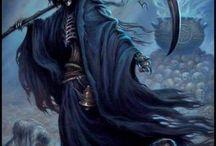 skull n grim reapers
