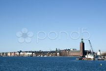 Stockholm, capital of Sweden / Stockphotos from Stockholm the capital city of Sweden