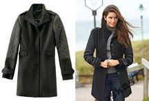 Płaszczyki / Coats