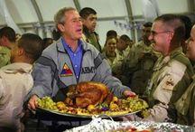 Präsident  Bush