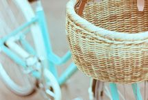 Bicycle Ride / Such a romantic idea.