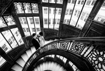 Rookery Building Wedding / Wedding photos from Chicago's Rookery Building
