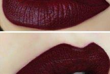 Lick Your Lips! / Lipsticks & Lip Care.