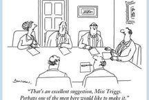 Love it! Cartoons