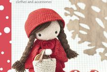 Crochet doll idea's
