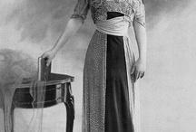 Belles robes vintage