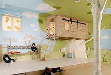 çocukça / Çocuk odaları