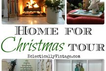 Christmas Home Tours / by Southern Revivals