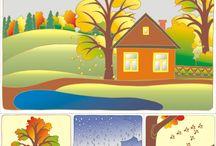 Időjárás, évszakok-seasons