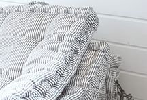 French Mattresses + Floor Pillows