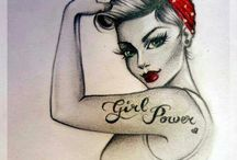 Pin up power!!!