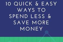 Money Making and Saving