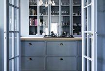 Kitchens / by Emma Forrest