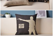 walking dead bedroom