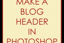 How to Do Stuff for a Blog or Website / Jazzing up websites and blogs