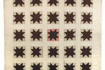 Triangle piece quilts / Flying geese, sawtooth, pinwheels