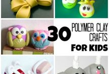 Arts and crafts: polimer clay