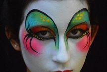 Makeup,color matches etc