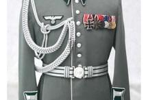 US & German Military Medals/Uniforms