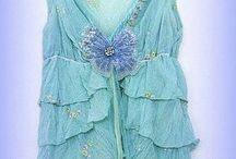~Lavender and Aqua~ / by Deanna Chambers