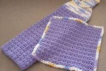 Crochet - Kitchen & Bath / by Stephanie Zanghi Mino