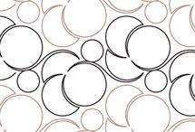 free motion quilting designs / by Nancy Fischer Peach