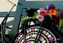 Uncinetto per la nostra bella bicicletta