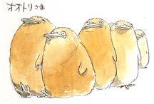 Hayao Miyazaki' sketches