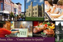 Urbana OH Lifestyle / #UrbanaOhio is a suburb of #Columbus and with its thriving #realestate offerings is sure to please you!