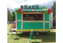 Shake that ting! / Fruity smoothies, naughty milkshakes & amazing ice cream!! Catch us at a festival near you ;)