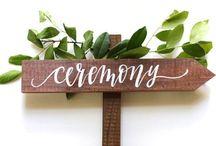 Csenge esküvői dekor
