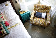 Home ideas...budget and bargains / Decorating ideas on a budget