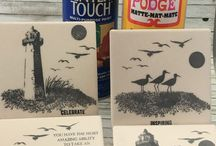 High tide stamps
