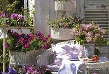 Garden Cozy Spots