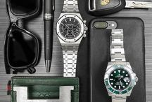 Luxury watches,jawlery, wallets etc