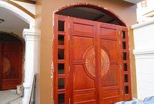 Thi công cửa gỗ tại tp hcm